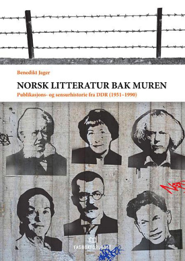 Bilde av Norsk Litteratur Bak Muren