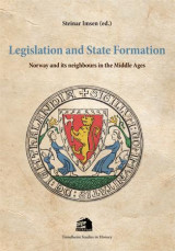 Omslag - Legislation and state formation