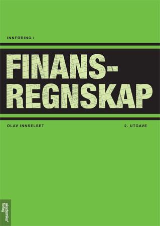 Bilde av Innføring I Finansregnskap