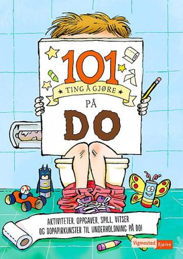 Bilde av 101 Ting å Gjøre På Do