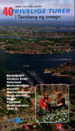 Bilde av 40 Trivelige Turer I Tønsberg Og Omegn