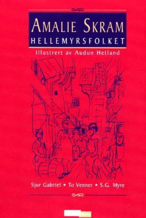 Bilde av Hellemyrsfolket. Bd.1