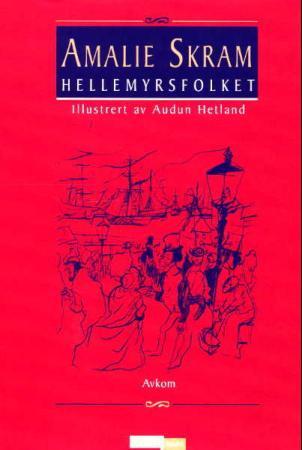 Bilde av Hellemyrsfolket. Bd.2