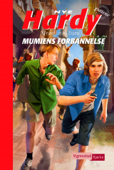 Omslag - Mumiens forbannelse