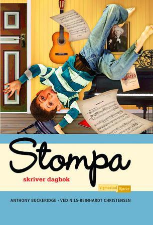 Bilde av Stompa Skriver Dagbok