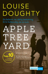 Omslag - Apple tree yard