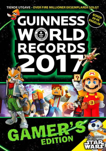 Guinness world records av Stephen Daultrey (Perm)