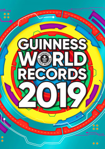 Guinness world records 2019 av Craig Glenday og Tore Sand (Innbundet)