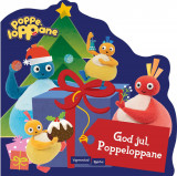 Omslag - God jul, Poppeloppane