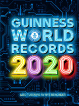 Omslag - Guinness world records 2020