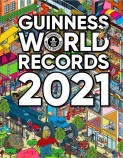 Omslag - Guinness world records 2021