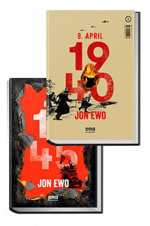 9. april 1940 og 8. mai 1945 ; 8. mai 1945 av Jon Ewo (Ebok)