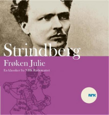 Frøken Julie av August Strindberg (Lydbok-CD)