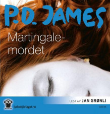 Martingale-mordet av P.D. James (Lydbok-CD)