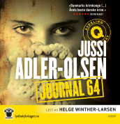 Journal 64 av Jussi Adler-Olsen (Lydbok-CD)