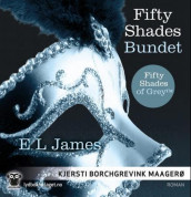 Fifty shades av E.L. James (Lydbok-CD)