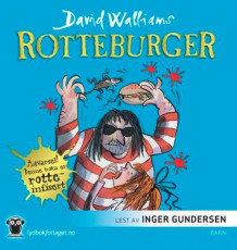 Rotteburger av David Walliams (Nedlastbar lydbok)