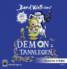 Demontannlegen av David Walliams (Lydbok-CD)
