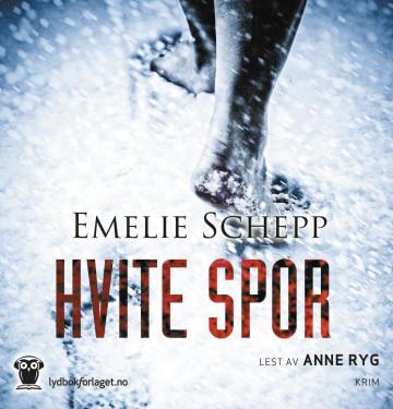 Hvite spor av Emelie Schepp (Lydbok-CD)