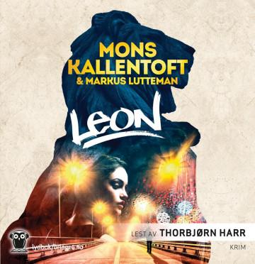 Leon av Mons Kallentoft og Markus Luttemann (Lydbok-CD)