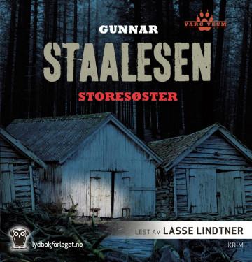 Storesøster av Gunnar Staalesen (Lydbok-CD)