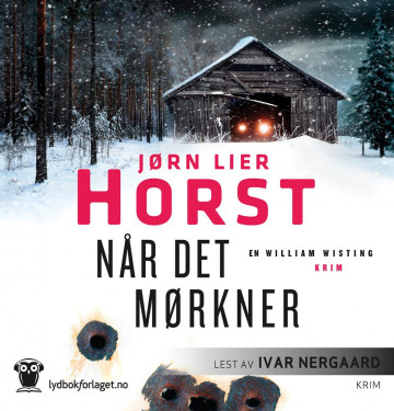 Når det mørkner av Jørn Lier Horst (Lydbok-CD)