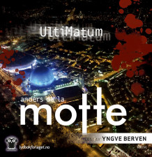 Ultimatum av Anders De la Motte (Lydbok-CD)