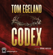 Codex av Tom Egeland (Lydbok-CD)