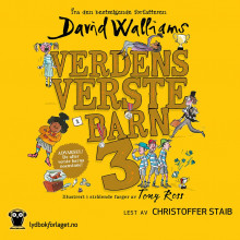 Verdens verste barn 3 av David Walliams (Lydbok-CD)