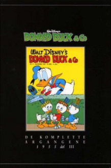 Walt Disney's Donald Duck og co (Innbundet)