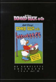 Walt Disney's Donald Duck & co (Innbundet)