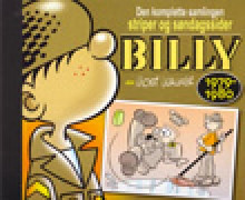 Billy av Mort Walker (Innbundet)