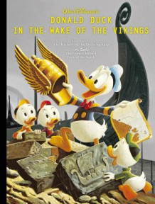 Donald Duck in the wake of the vikings av Carl Barks og Knut Paasche (Innbundet)