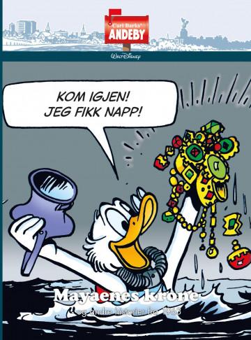 Mayaenes krone Carl Barks {TYPE#Innbundet}