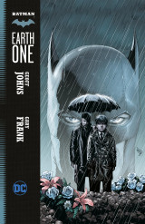 Omslag - Batman, earth one