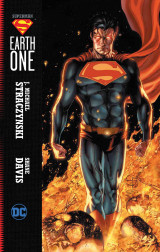 Omslag - Superman, earth one