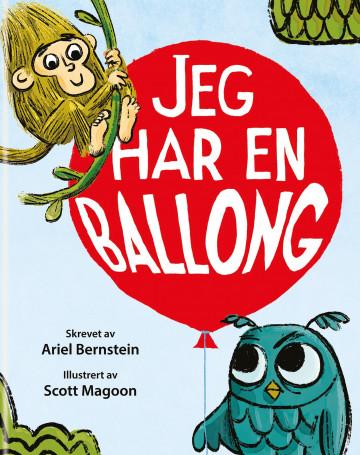 Bilde av Jeg Har En Ballong