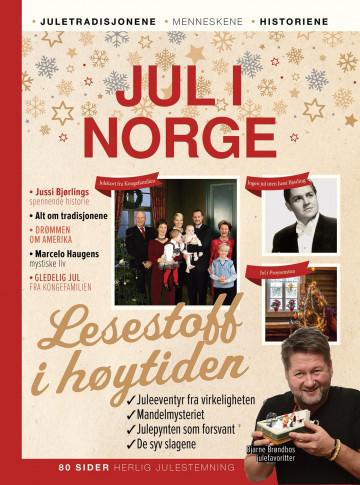 Jul i Norge  {TYPE#Heftet}