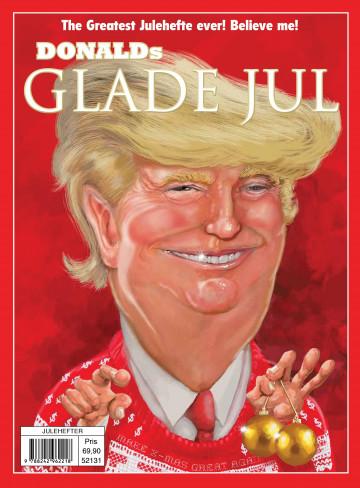 Donalds glade jul  {TYPE#Heftet}