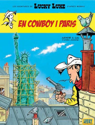 En cowboy i Paris Jul {TYPE#Heftet}