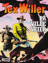 Omslag - Tex Willer 677