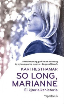 So long, Marianne av Kari Hesthamar (Heftet)