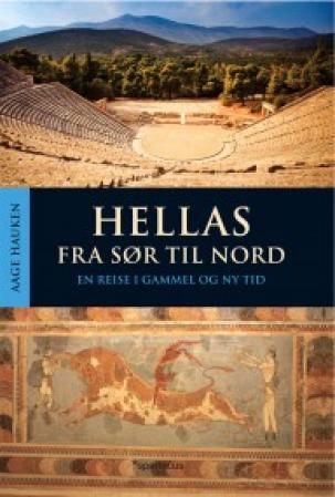 Bilde av Hellas Fra Sør Til Nord