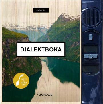 Bilde av Dialektboka