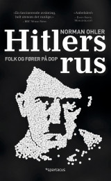 Omslag - Hitlers rus