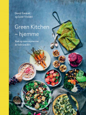 Green kitchen - hjemme av David Frenkiel og Luise Vindahl (Innbundet)