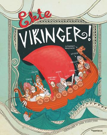 Bilde av Ekte Vikinger!
