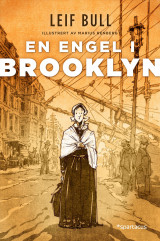 Omslag - En engel i Brooklyn