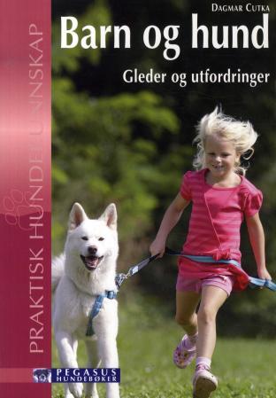 Barn og hund Dagmar Cutka