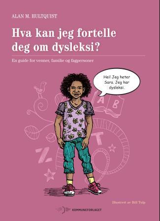 Bilde av Hva Kan Jeg Fortelle Deg Om Dysleksi?